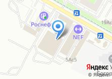Компания «Руспроект» на карте