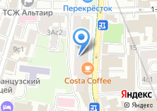 Компания «МДТЗК» на карте