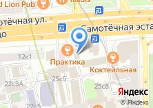 Компания «СоюзДорЭнерго» на карте