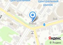 Компания «Деворе» на карте