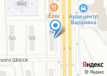 Компания «Мострансагентство» на карте