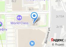 Компания «Актима» на карте