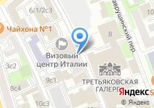 Компания «Цветы и руки» на карте