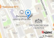 Компания «Domosed.ru» на карте