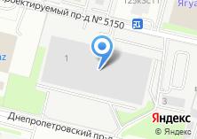 Компания «Баупродукт торговая компания» на карте