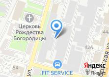 Компания «Орлова» на карте