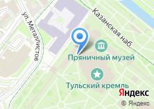 Компания «Тульский Кремль» на карте