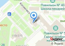 Компания «БИЗОН» на карте