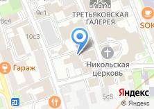 Компания «ШКОМ» на карте