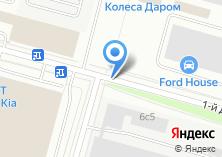 Компания «Беон мебель» на карте