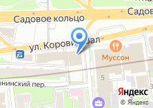Компания «Столица-Мед» на карте