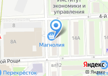 Компания «Опера» на карте
