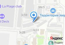 Компания «ФСК» на карте