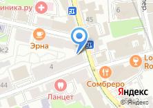 Компания «Хорошие Новости» на карте