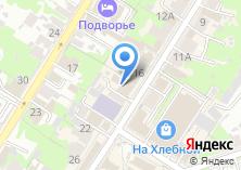 Компания «ПоZитив» на карте