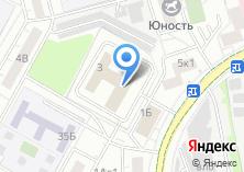 Компания «МосРемСтрой» на карте