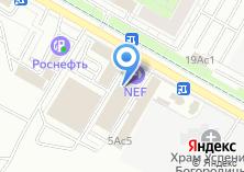 Компания «Урбан Консалтинг» на карте