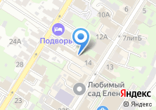 Компания «Каском» на карте