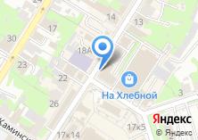 Компания «Магазин одежды и обуви на ул. Пирогова» на карте