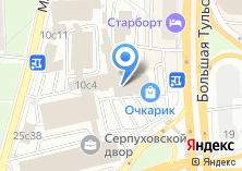 Компания «Серпуховской Двор» на карте