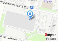 Компания «Team Allied Russia» на карте