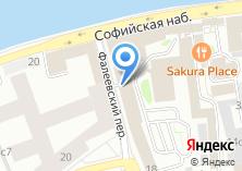 Компания «Роснефть» на карте