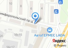 Компания «МодусМ» на карте