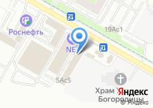 Компания «Холод» на карте