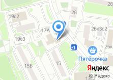 Компания «Управа района Южное Медведково» на карте