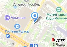 Компания «Петровский квартал» на карте