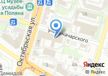 Компания «Центр торгового оборудования» на карте