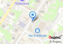Компания «Авиакассы на Пирогова» на карте