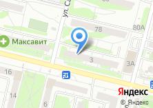 Компания «АЛЬФАМЕД» на карте