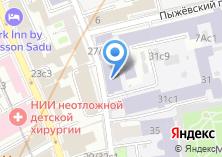 Компания «Русское географическое общество» на карте