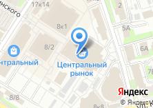 Компания «Магазин головных уборов и кожгалантереи» на карте