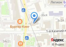 Компания «Храм Успения Пресвятой Богородицы в Казачьей Слободе» на карте