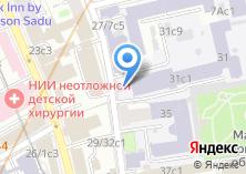 Компания «МУМЦФМ» на карте
