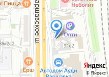 Компания «Apple Cult» на карте