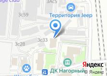 Компания «Ксема» на карте
