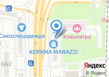 Компания «BON FUN» на карте