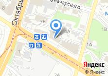 Компания «Утёнок» на карте