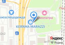 Компания «Магазин медтехники на Варшавском шоссе» на карте