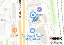 Компания «Автоберег» на карте