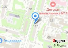 Компания «Дачник» на карте