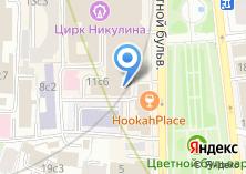 Компания «Эквид» на карте