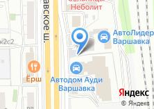Компания «Экоресурс» на карте