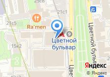Компания «Нотариус Николаева М.В» на карте
