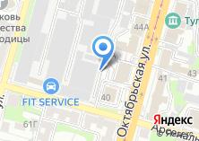 Компания «Виста Лак» на карте