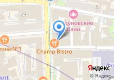 Компания «Aesthetica» на карте