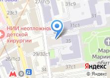 Компания «Столичная Залоговая Компания» на карте